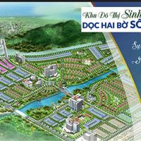 Bán nhà mặt phố liền kề, đất dự án thuộc dự án Khu đô thị sinh thái dọc hai bờ Sông Đơ