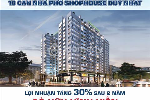Mở bán Shophouse nhà phố liền kề sở hữu lâu dài, ngay trung tâm Gò Vấp