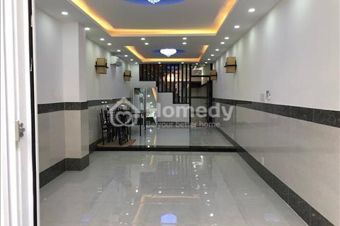 Nhà 4 lầu (4m x 21m) - HXH 4m đường Hồ Văn Huê, P.9 , quận Phú Nhuận, Tp.Hcm (hướng Tây Nam)