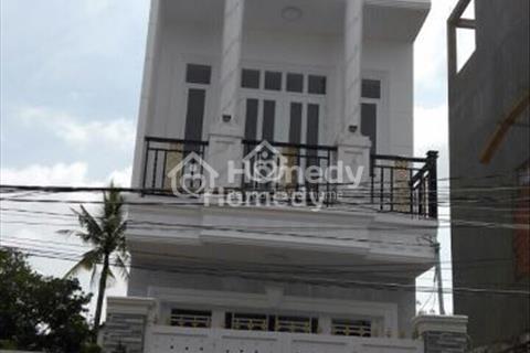 Cho thuê nhà nguyên căn 1806 Huỳnh Tấn Phát, thị trấn Nhà Bè, 4mx14m, giá 12 triệu/tháng