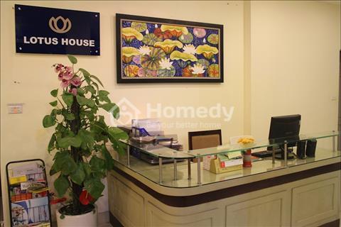 Chính chủ cho thuê căn hộ dịch vụ giá rẻ giao quận Tây Hồ, Cầu Giấy, tiện nghi, nhiều dịch vụ free