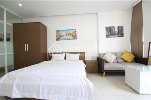Cần cho thuê căn hộ đầy đủ nội thất Cách Mạng Tháng Tám, Quận 10 giá 10 triệu/tháng 45m2
