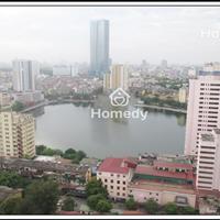 Cho thuê căn hộ D2 Giảng Võ, diện tích 57m2, giá 17 triệu/tháng