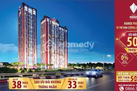 Bán cắt lỗ căn hộ cao cấp chính chủ Hà Nội Paragon