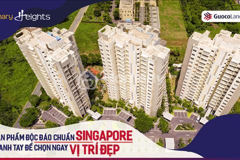 The Canary Heights - Căn hộ cao cấp nhất Bình Dương, đã có sổ hồng, chuẩn Singapore