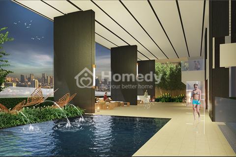 Cho thuê căn hộ cao cấp Novaland Hoàng Văn Thụ Kingston 3 phòng ngủ full nội thất 120 m2 27tr/tháng