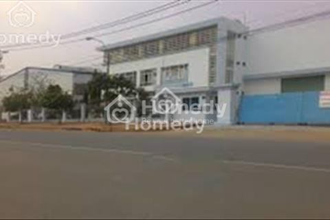 Cho thuê kho xưởng mới xây mặt tiền ngay góc Huỳnh Tấn Phát - Nguyễn Văn Linh - Quận 7