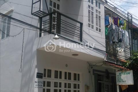 Cho thuê nhà nguyên căn hẻm 1368 Lê Văn Lương, 4x10m, xây 1 lầu, diện tích sử dụng 80m2