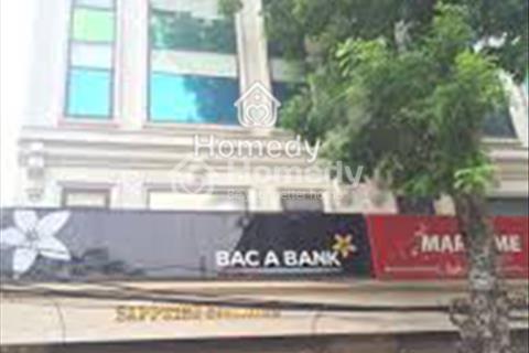 Cho thuê văn phòng mặt phố Lê Đức Thọ, tòa nhà to, gần ngã ba