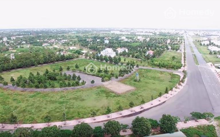 Bán đất nền biệt thự ven sông Vàm Cỏ thành phố Tân An