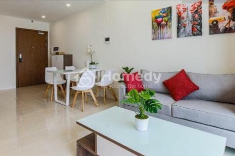 Cho thuê căn hộ Masteri Millennium 2 phòng ngủ nội thất cao cấp, giá tốt nhất thị trường