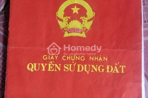 Chính chủ cần tiền nên bán gấp lô nhà đất ở xã Minh Phú, huyện Sóc Sơn, Hà Nội, giá cực rẻ
