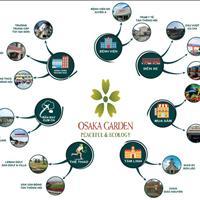 Giá bán đất nền Osaka Garden 3 Củ Chi - Có nên đầu tư