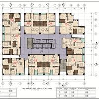 Bán gấp căn 2 phòng ngủ tòa N03 - T8 Ngoại Giao Đoàn, giá 26,5 triệu/m2