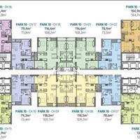Chính chủ cần bán gấp cắt lỗ căn hộ 73m2 Park 10, Times City – view nhạc nước