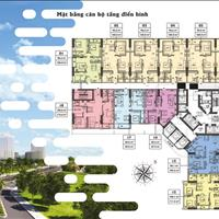 Bán căn góc số 12, tầng 12 dự án Golden Park Cầu Giấy, giá gốc chủ đầu tư