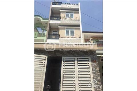 Cho thuê nhà mặt tiền nội bộ đường số 44, khu dân cư Bình Phú, Quận 6, giá 20 triệu/tháng