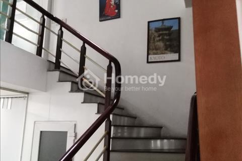 Cho thuê nhà ngõ phố Đồng Me, Mễ Trì, Nam Từ Liêm, 55m2 x 5 tầng, mặt tiền 5m, giá 25 triệu/tháng