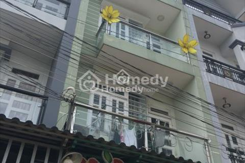 Nhà cho thuê mới sơn sửa hẻm rộng 8m đường Bà Hom, Phường 14, Quận 6