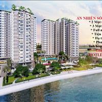 Căn hộ Quận 8 giá chỉ 1,2 tỷ - Mặt tiền đường Nguyễn Văn Linh - 2 mặt view sông, full nội thất