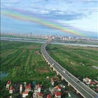 Chỉ 350 triệu sở hữu căn hộ 2 phòng ngủ view cầu Nhật Tân, trả góp 7 đợt, chiết khấu 6%