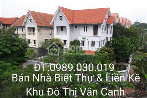 Tin hot - Chuyên mua và bán khu đô thị Vân Canh LK-23-24-25-26-27-28-29-30-32, có chìa khoá xem nhà