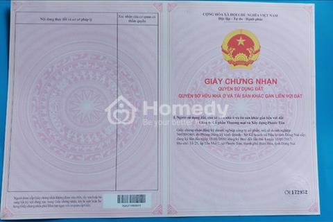 Đất nền vị trí vàng thành phố Biên Hòa, sổ hồng riêng, chiết khấu lên đến 20 chỉ vàng
