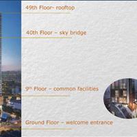 Alpha City tòa tháp đôi cao nhất Việt Nam - Căn hộ tiêu chuẩn 5 sao