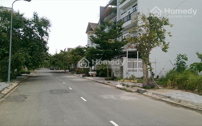 Bán gấp 2 lô đất mặt tiền đường Nguyễn Hoàng, Quận 2, giá 1,92 tỷ - có sổ hồng