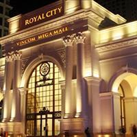 Căn hộ cao cấp Royal City, cặp căn hộ đập thông siêu VIP, căn Duplex thông tầng