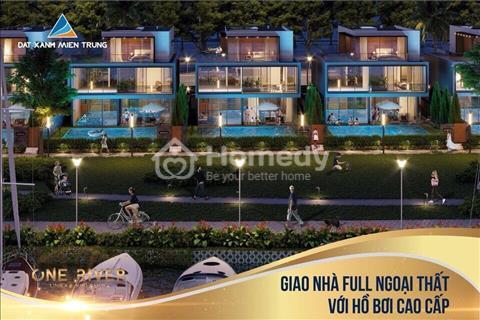 Hot, biệt thự nghỉ dưỡng bên sông Hàn thơ mộng Đà Nẵng
