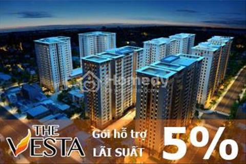 Hot Hải Phát Invest ra hàng đợt cuối tòa V1 - The Vesta Phú Lãm giá từ 13,2 - 14,2 triệu/m2