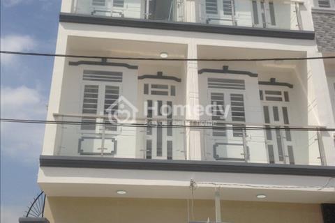Cần bán gấp nhà 3 lầu, Huỳnh Tấn Phát - Nhà Bè, diện tích 3.2x14m, hẻm 6m