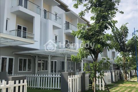 Nhà nguyên căn khu compound an ninh 24/7 - Melosa Garden 5x23m, 1 trệt 2 lầu, 4 phòng ngủ, 4 WC