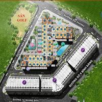 Gia đình bán nhanh căn hộ PegaSuite, 60m2, 2PN, view hồ bơi, tầng cao, có sân vườn, ban công