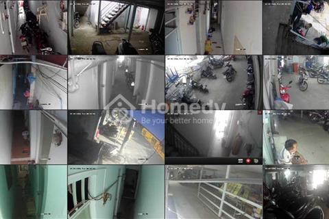 Cần bán dãy trọ 9 phòng liền kề khu công nghiệp Tân Đức, Tân Đô