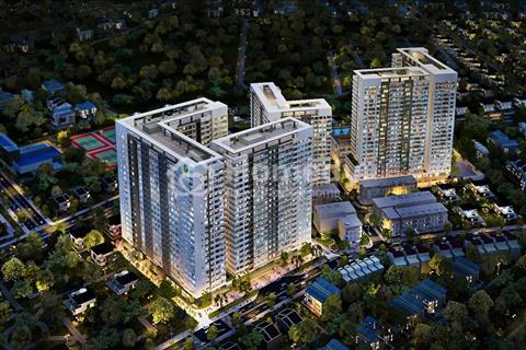 Căn hộ Novaland đường Phổ Quang, 2 phòng ngủ, 75m2, hoàn thiện cơ bản - Golden Mansion - 3.18 tỷ