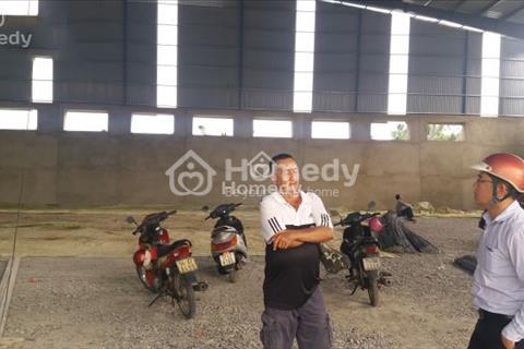 Cho thuê nhà xưởng 1000m2 giá 50 triệu/tháng, đường Mã Lò, Quận Bình Tân