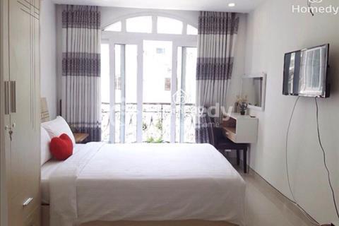 Cho thuê nhà hẻm xe hơi 100 Trần Hưng Đạo, diện tích 80m2