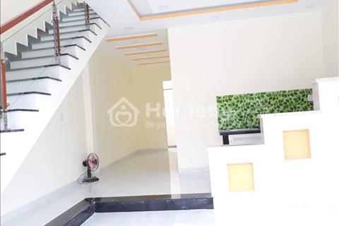 Bán nhà mới xây 70m2, 2 tầng, 3 phòng ngủ Vĩnh Thạnh, Nha Trang, giá 1,450 tỷ