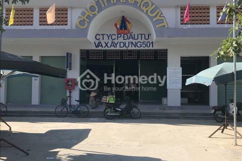 Nhà chuyển vào Sài Gòn bán nhanh lô đất chợ Thanh Quýt, thuận lợi kinh doanh
