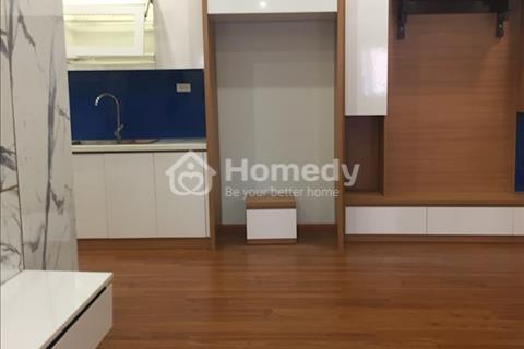 Cho thuê chung cư Nghĩa Đô, nội thất cơ bản, 65m2, 2 phòng ngủ, giá 7,5 triệu/tháng