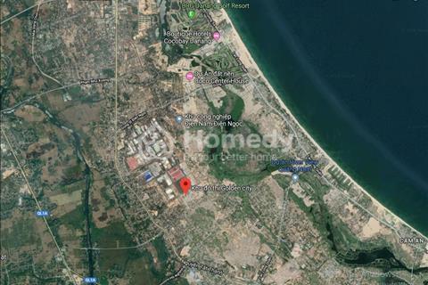 Bán đất giá rẻ mặt tiền đường 33m, chỉ gần 8.5 triệu/m2