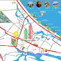 Chỉ 15 triệu/m2 sở hữu ngay đất 2 mặt tiền chợ Điện Nam Trung và đường 7,5m