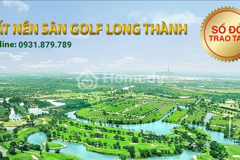 Đầu tư 500 triệu nhận ngay đất nền sổ đỏ nhà phố ngay trong Sân Golf Long Thành, Đồng Nai