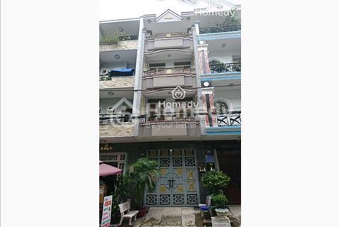 Cho thuê nhà mới xây hẻm xe hơi đường Phú Thọ Hòa, Phường Phú Thọ Hòa, Quận Tân Phú