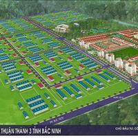 Mở bán đất nền khu đô thị Thuận Thành 3, cơ hội đầu tư vàng