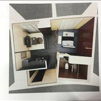 Căn hộ tầng 14, phong cách Nhật, chìa khóa trao tay, trung tâm Đà Nẵng