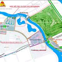 Đất Quảng Riverside chính thức mở bán trong tháng 9/2018