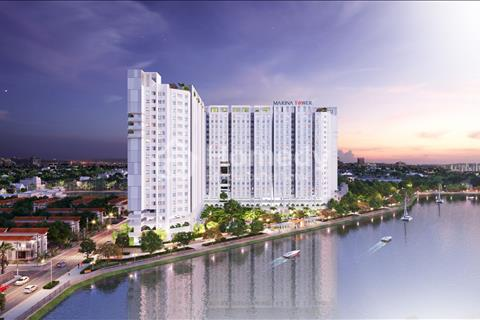 Bán căn hộ Marina Riverside, ngay quốc lộ 13, view sông trực diện chỉ 1,1 tỷ/căn 2PN, full nội thất